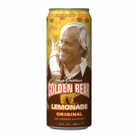 Arizona Golden Bear Lemonade Original  23fl.oz 680ml (US)